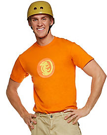 Orange Iguanas Patch Set - Legends of the Hidden Temple