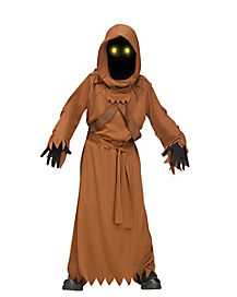 Kids Light Up Desert Dweller Ghost Costume