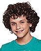 Kids Dustin Henderson Wig - Stranger Things