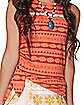 Kids Moana Dress Costume - Moana