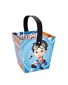 Rusty Rivets Treat Bucket