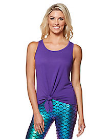 Adult Mermaid Tank Top