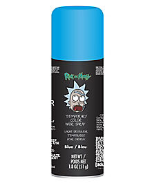 Blue Rick Hairspray 1.8 oz. - Rick and Morty