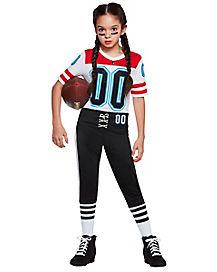 Tween Touchdown Cutie Costume