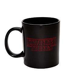 Friends Don't Lie Mug - Stranger Things