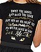 Twisted Bones Binx Spell T Shirt - Hocus Pocus