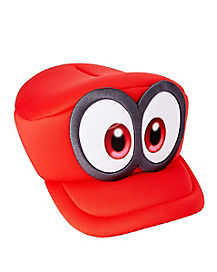 Cosplay Cappy Hat - Super Mario Odyssey