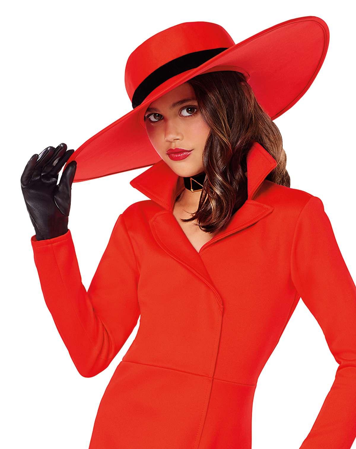 kids Carmen Sandiego costume