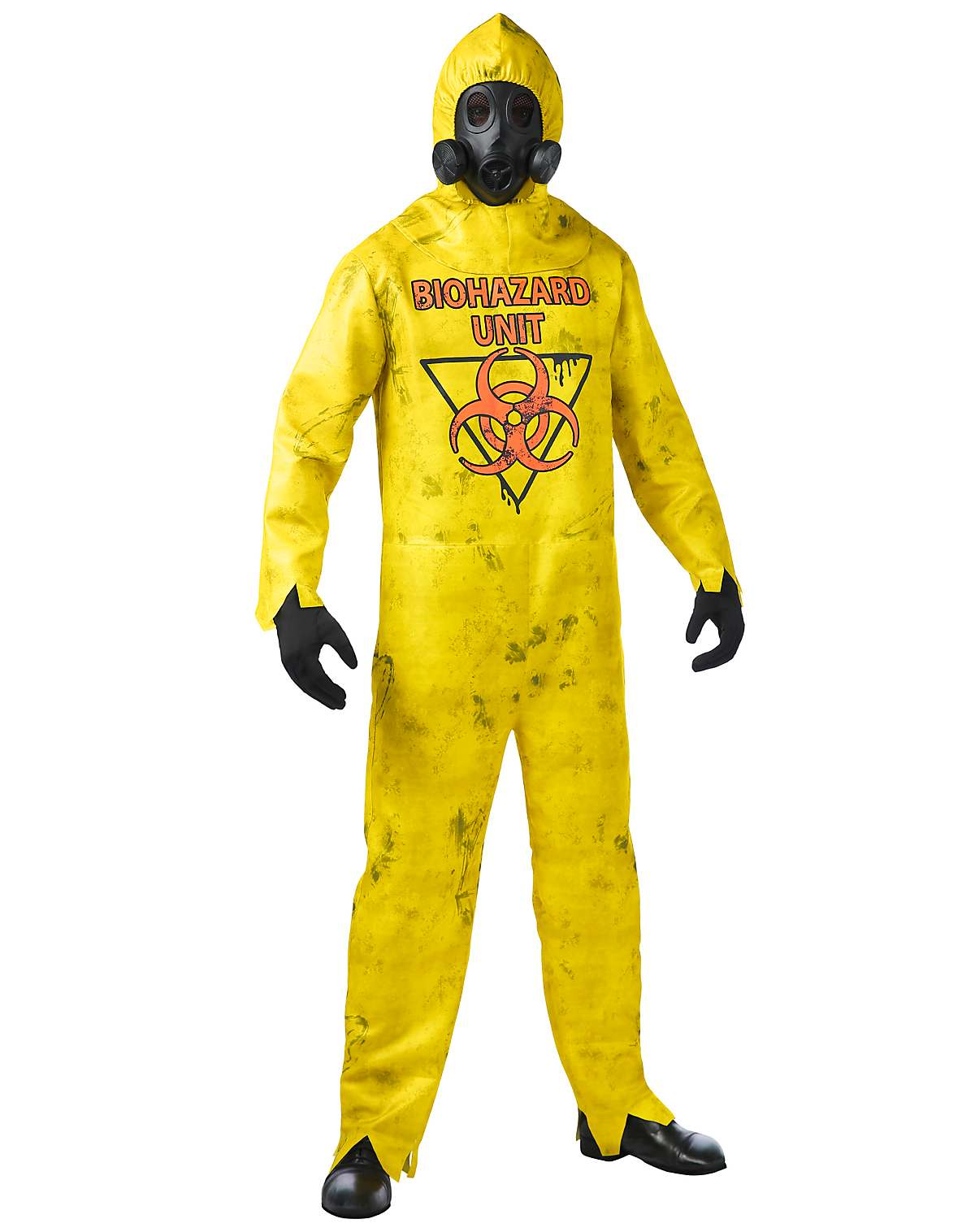 Adult Hazmat Suit Costume Spirithalloween Com