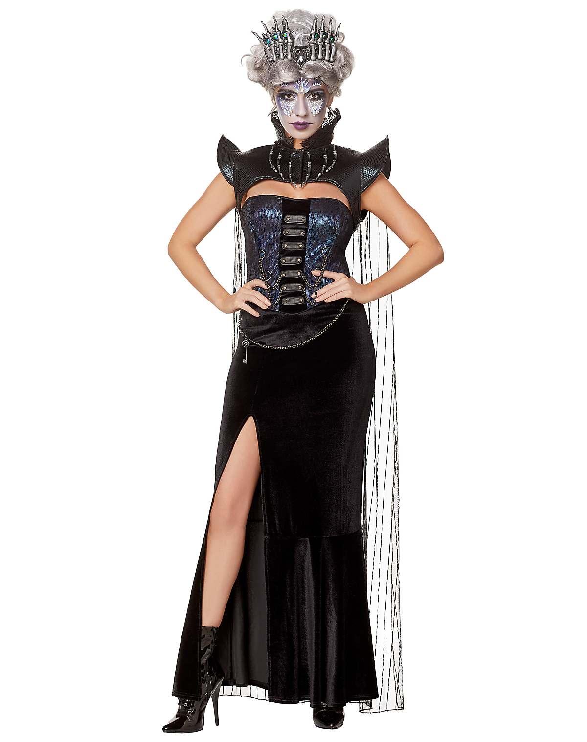 adult graveyard queen costume