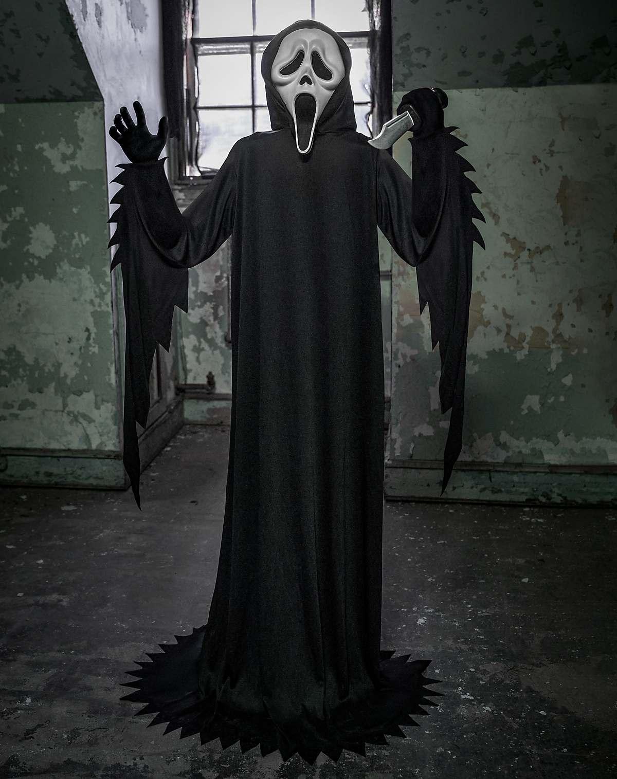 Ghost Face (R) Animatronic