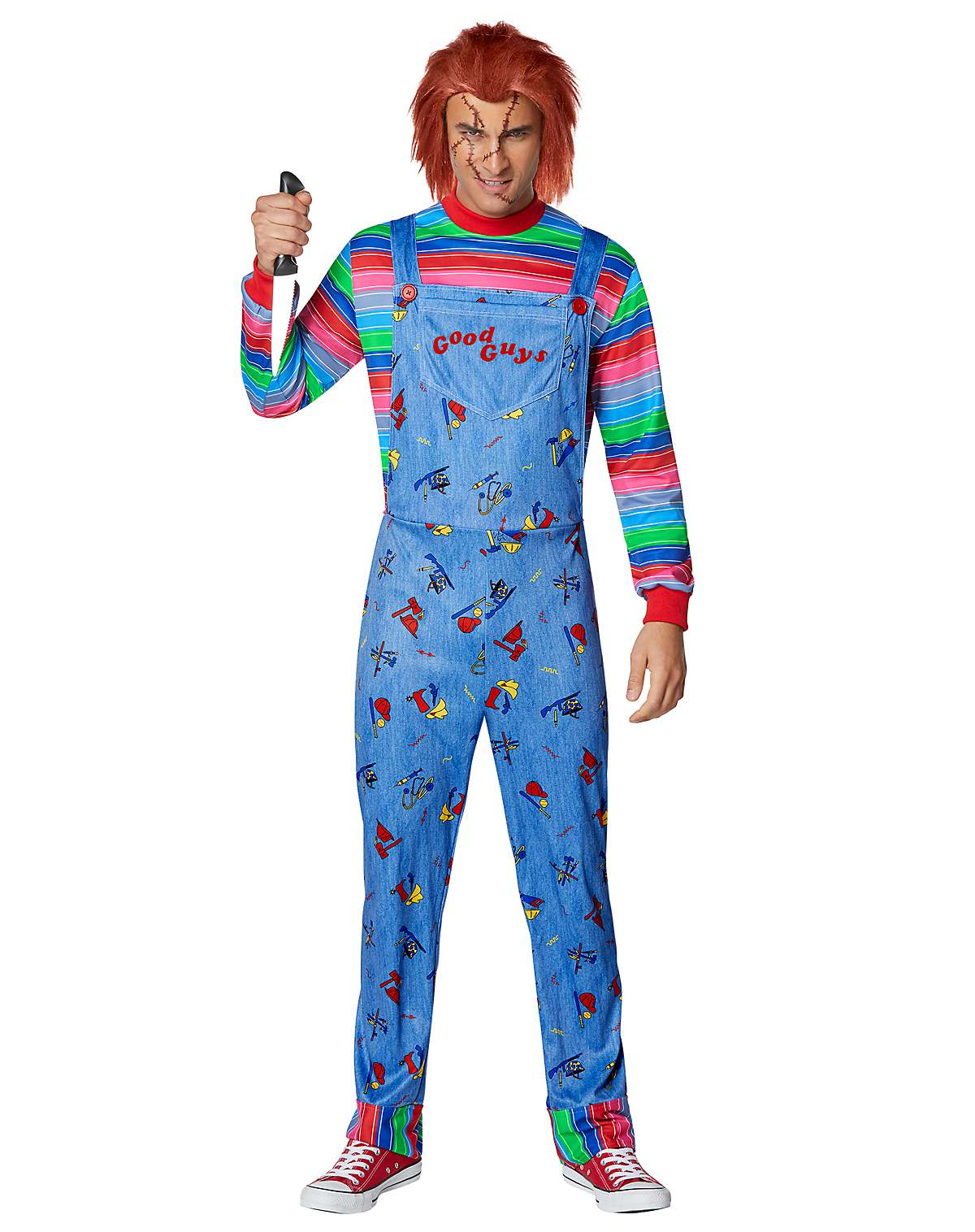 Chucky plus size costume - Seed of Chucky