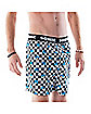 Sonic Checkered Boxers