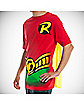 Robin Caped Tee