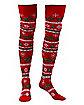 Lovin' Reindeer Thigh High Socks