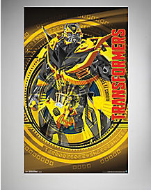Transformers 4 Bumble Bee Poster