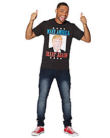 Make America Great Donald Trump T Shirt