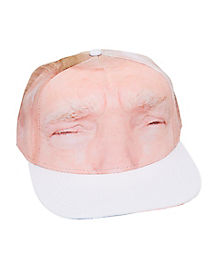 Head Trump Snapback Hat