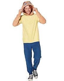Morty Pajama Costume - Rick and Morty
