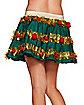 Light Up Garland Skirt