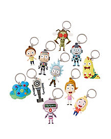 Rick and Morty Mystery Pack