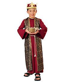 Kids Gaspar Wiseman Costume