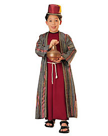 Kids Balthazar Wise Men Costume