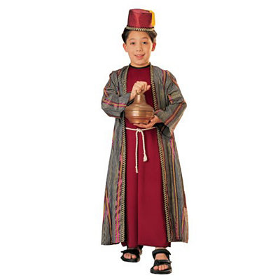 Balthazar Wise Men Child Costume