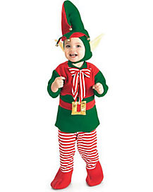 Toddler Lil' Elf Costume