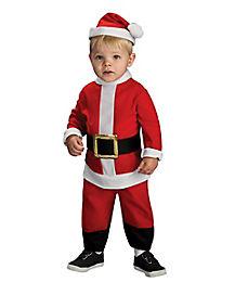 Baby Lil' Santa Costume