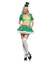 Lucky Charm Womens Costume