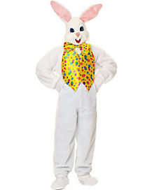 Deluxe Adult Easter Bunny Costume