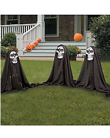 Grim Reaper Path Markers - Decorations