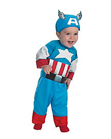 Captain America Infant Costume