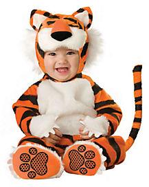 Baby Tiny Tiger Costume