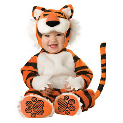 Tiny Tiger Infant Costume