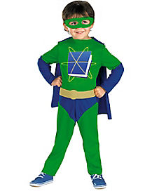 Super Why! Toddler Costume