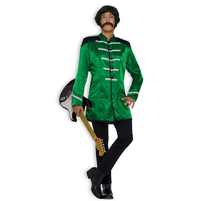 British Invasion Green Adult Costume