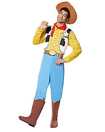 Disney Toy Story Woody Deluxe Adult Costume