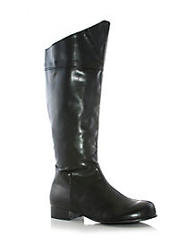 Mens Hero Black Boots