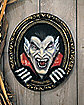 Framed Dracula Plaque