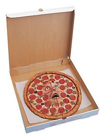 Pizza Face Prop - Decorations