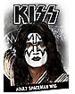 KISS Spaceman Black Adult Wig