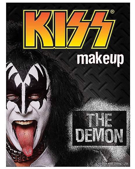 Kiss Demon Makeup: KISS Demon Makeup Kit