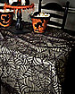 Gothic Lace Spiderweb Table Topper