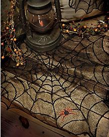 30 in Spiderweb Round Tablecloth