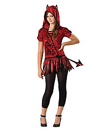 Tween Devil in Da Hood Costume