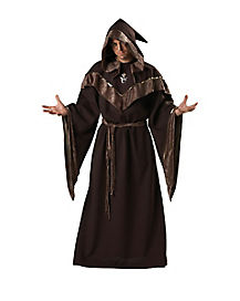 Theatrical Mystic Sorcerer Mens Costume
