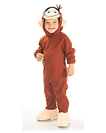 Toddler Curious George Costume - Curious George