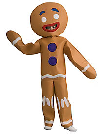 Shrek Gingerbread Man Child Costume